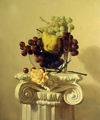 Grape Elegance by  Alexei Antonov - Masterpiece Online