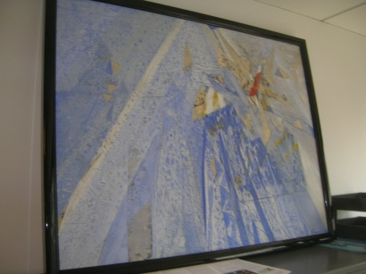 Blue Mountain by  Joseph Alessandri - Masterpiece Online