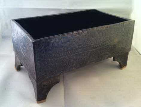 Large Footed Planter,... by Ms Kathryn Rehfield - Masterpiece Online
