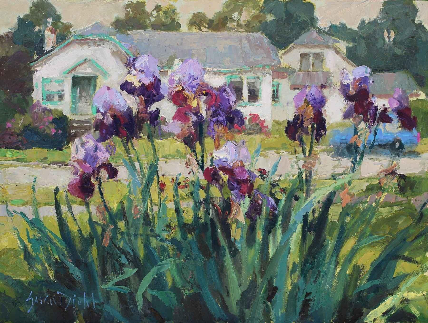 Another Spring by  Susan Diehl - Masterpiece Online
