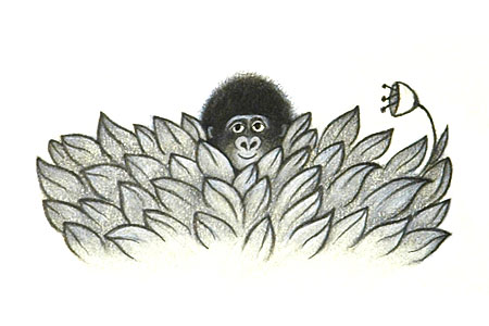 Little Gorilla Cover ... by    - Masterpiece Online