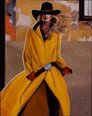 Buckle Up by  David DeVary - Masterpiece Online
