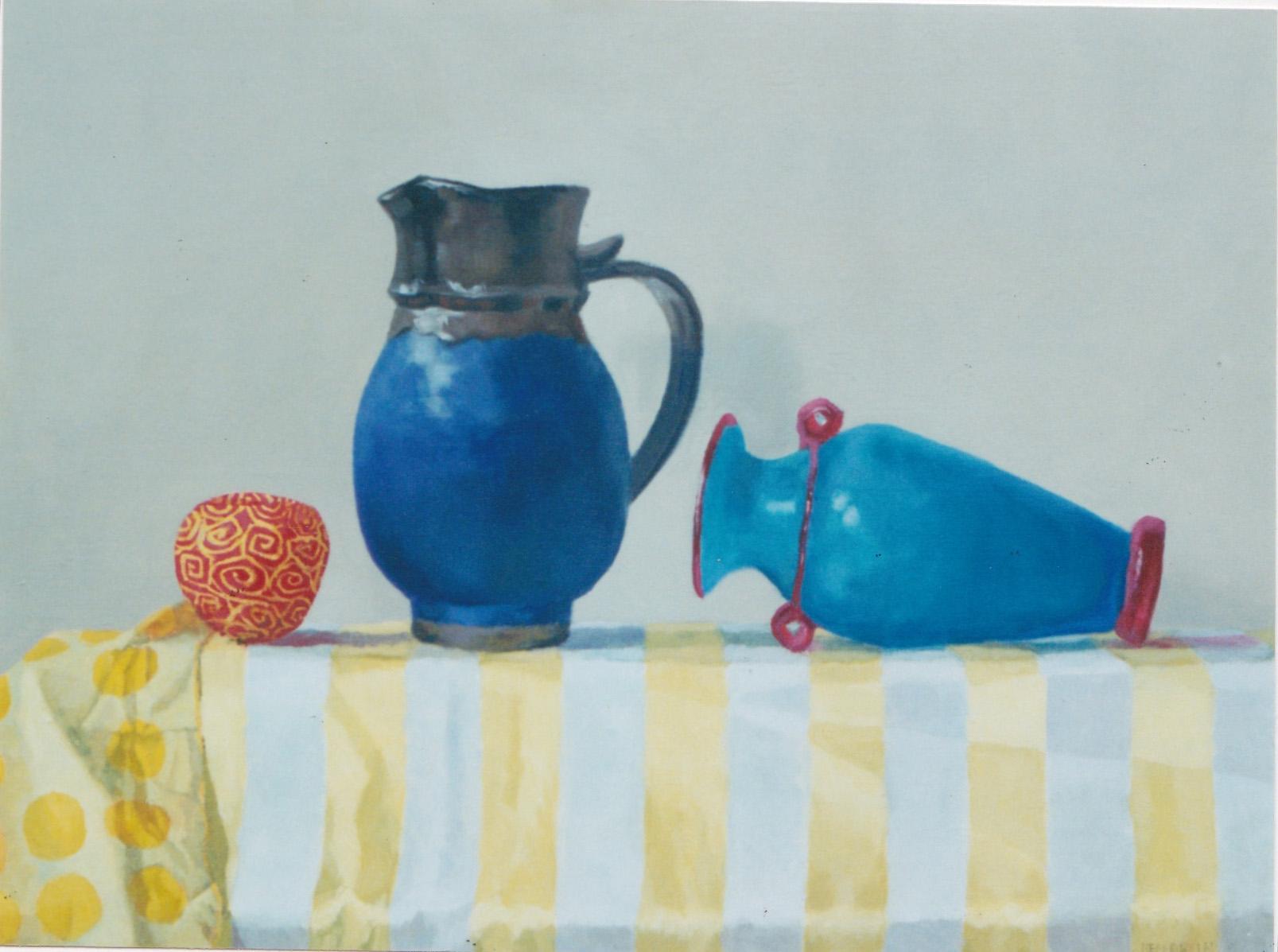 Primary Colors by  Melissa Hefferlin - Masterpiece Online