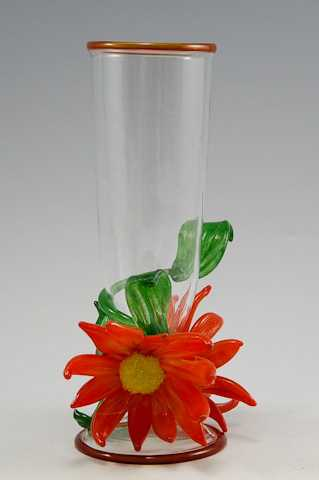 Goblet/2 Red Flowers by  Susan Rankin - Masterpiece Online