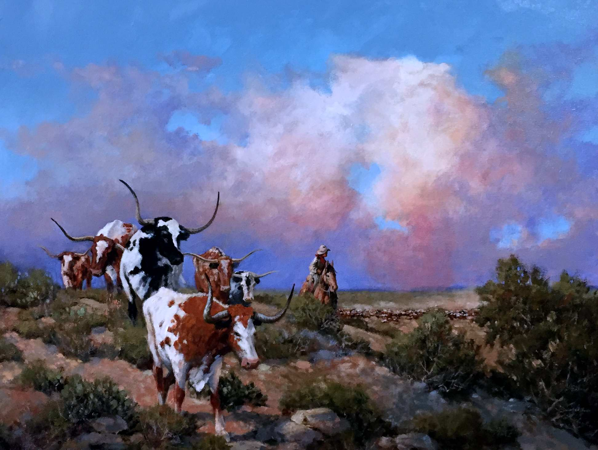 From The Concho to Fo... by Mr Gary Jack Thornton - Masterpiece Online