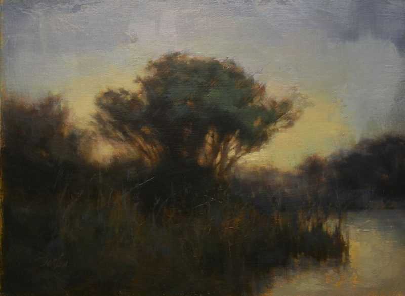 Evening Illumination by  Darlou Gams - Masterpiece Online