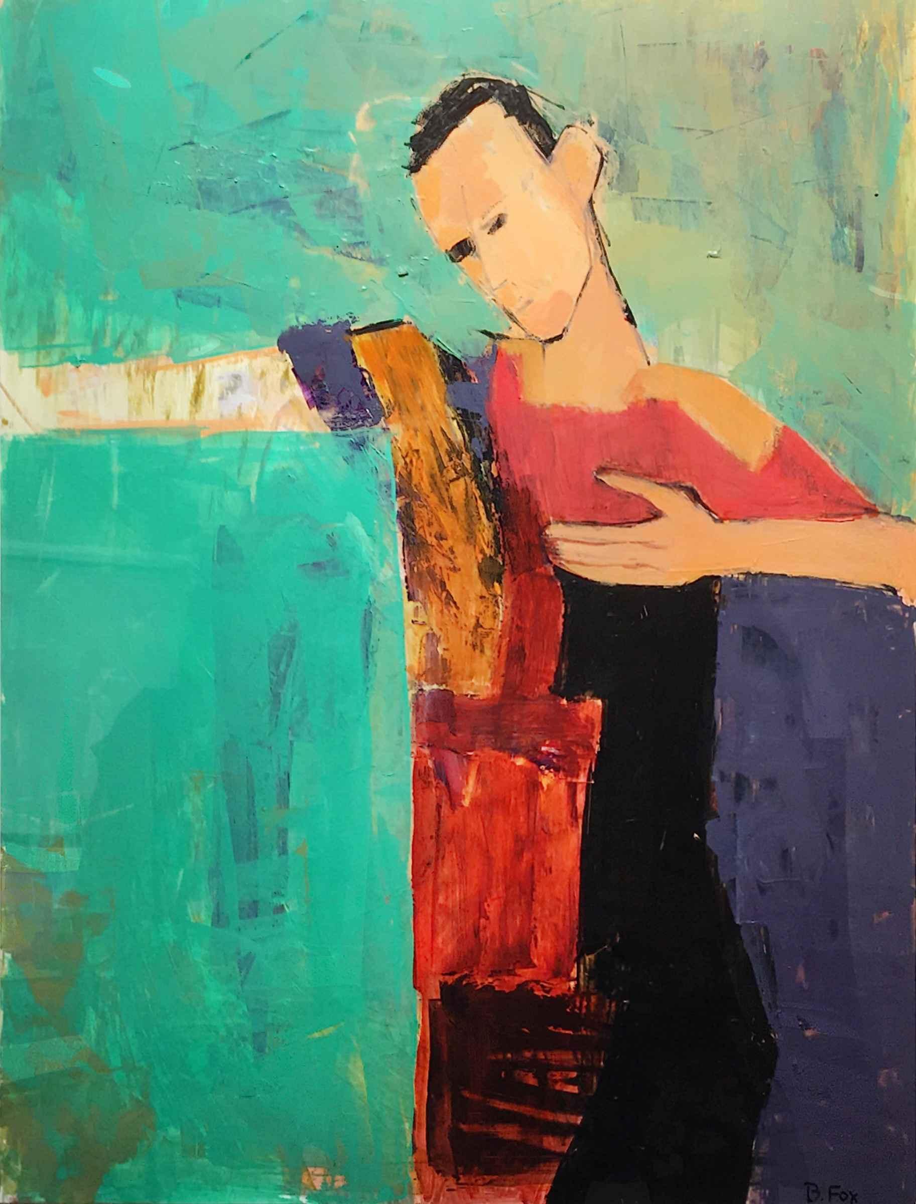 Solo Waltz represented by  by  Brenda Fox