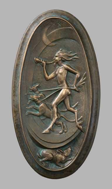 Primordial Hunt by  Jeffrey Briggs - Masterpiece Online