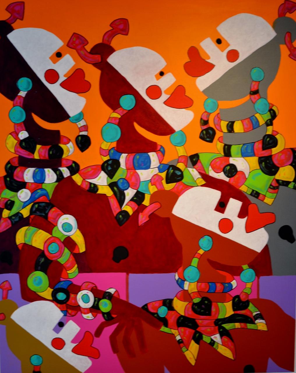 CONCLAVE by  JUAN MANUEL ALONSO - Masterpiece Online