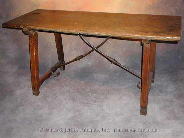 Trestle Table by  Italian  - Masterpiece Online