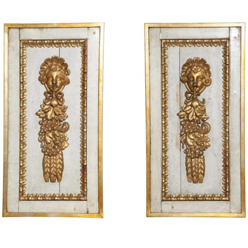 Pair of Late 18th Cen... by  French  - Masterpiece Online