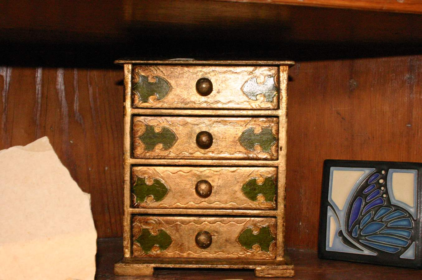 4 Drawer Miniature by  Antiques  - Masterpiece Online