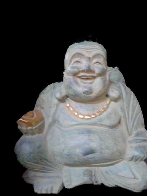 Happy Buddha by  Gary's Collection - Masterpiece Online