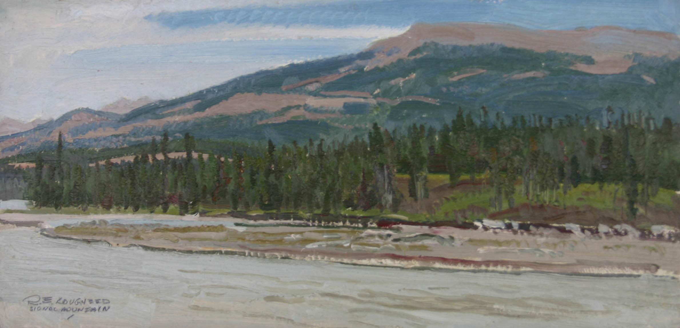Signal Mountain by  Robert Lougheed - Masterpiece Online