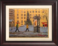 Square Phillips, Mont... by  Luc Deschamps - Masterpiece Online