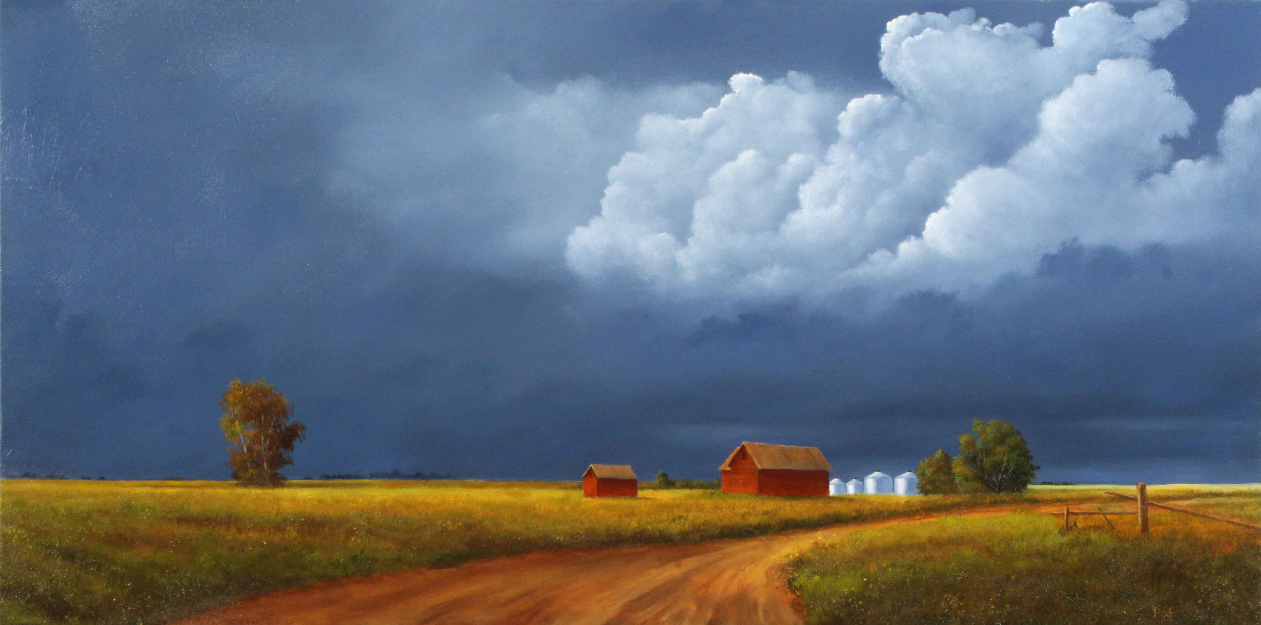 Wild Weather  by  Ted Raftery