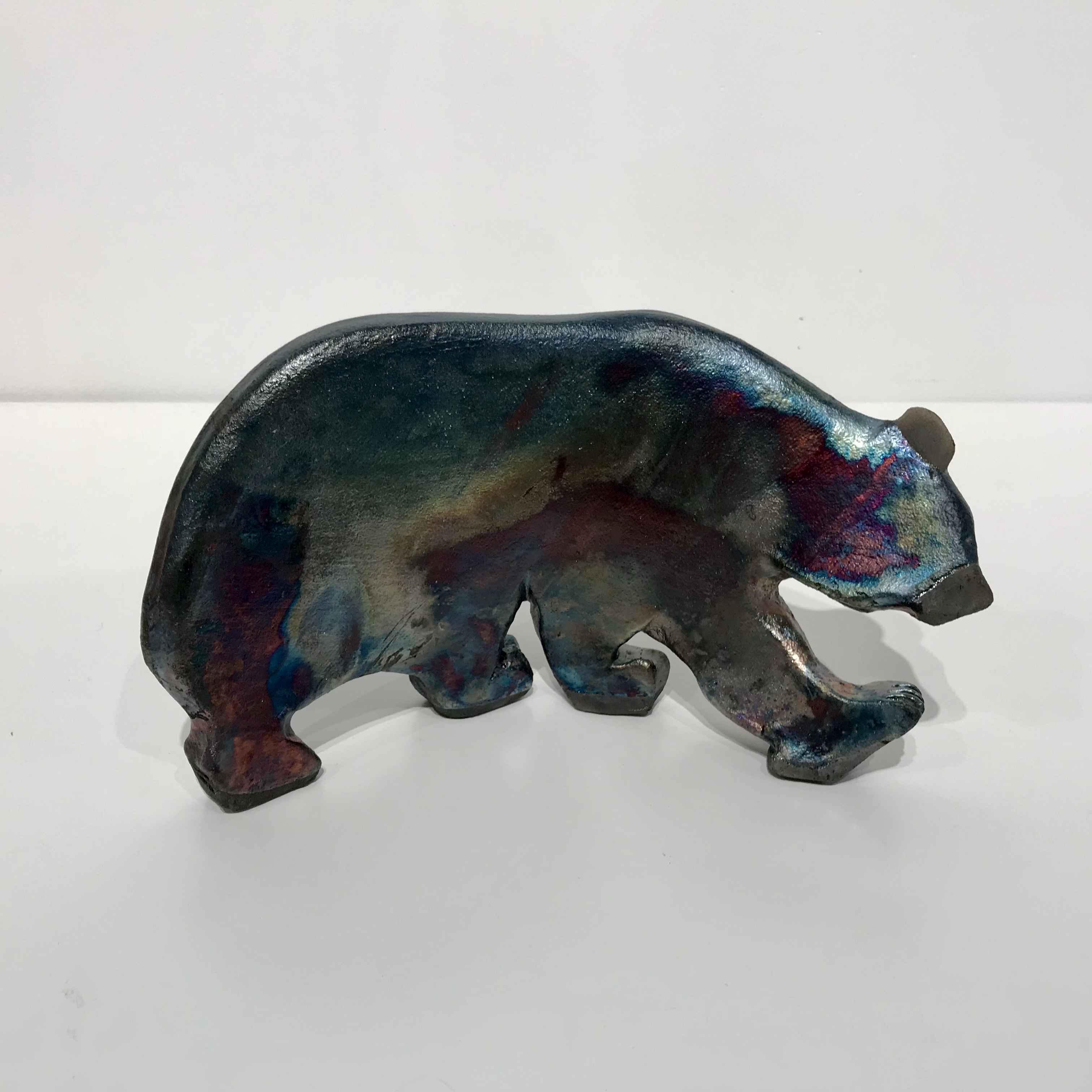 Bear by  Leslie Bolin - Masterpiece Online