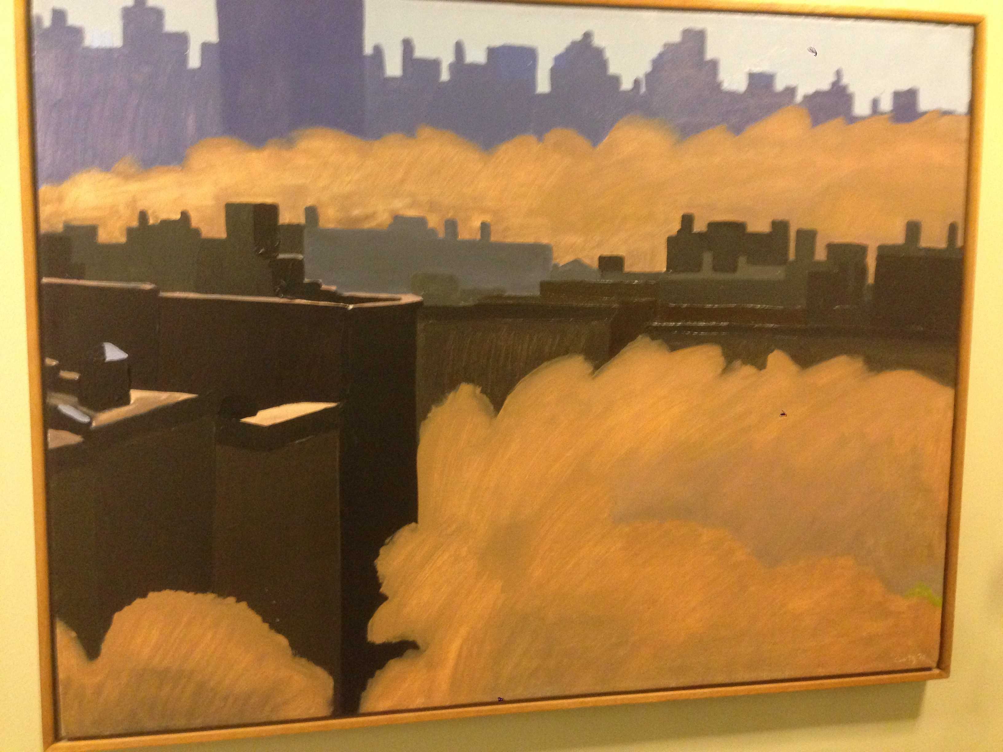 Morningside View Spri... by  William Clutz - Masterpiece Online