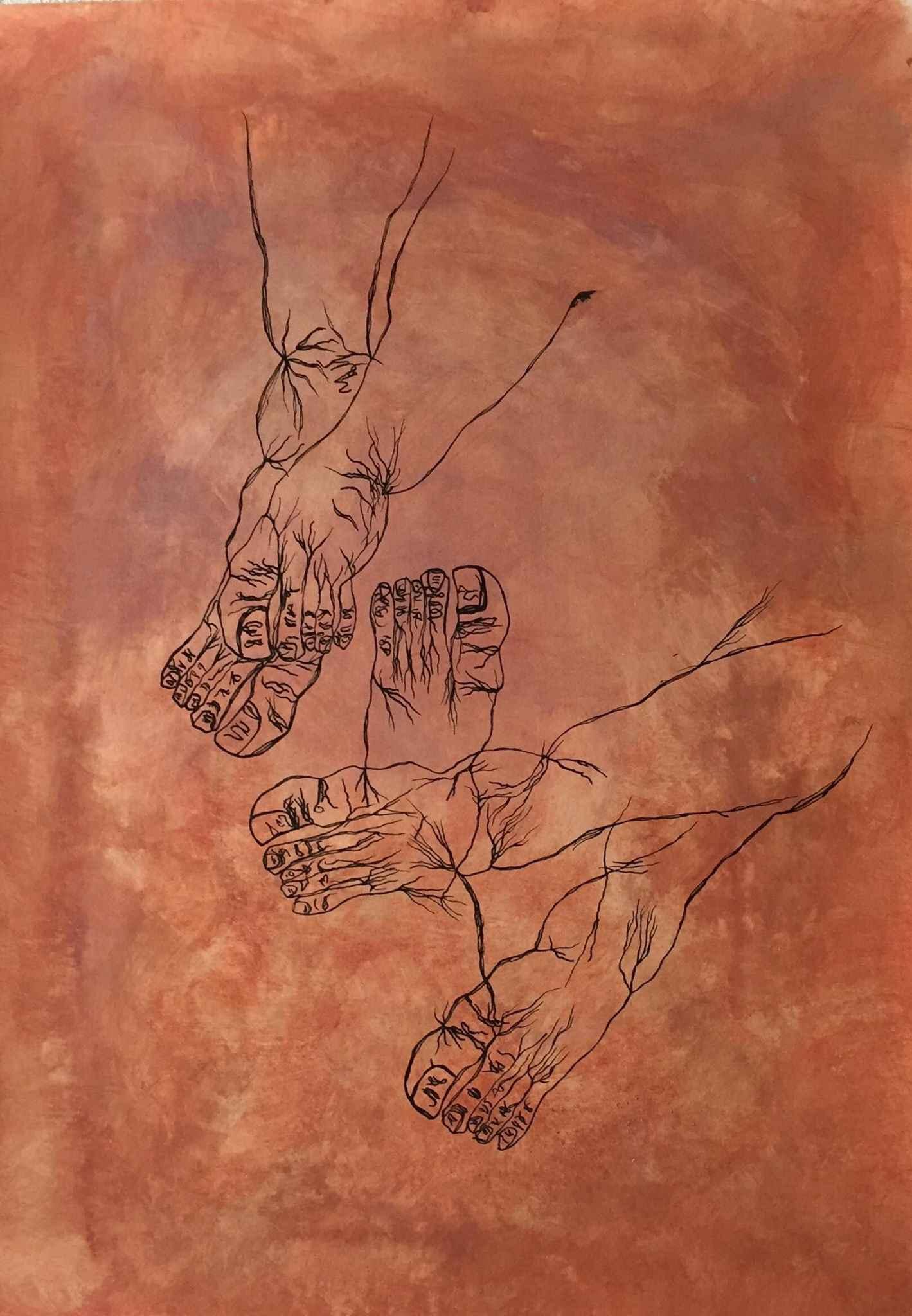 Corpo 1  by  Sophie Proenca