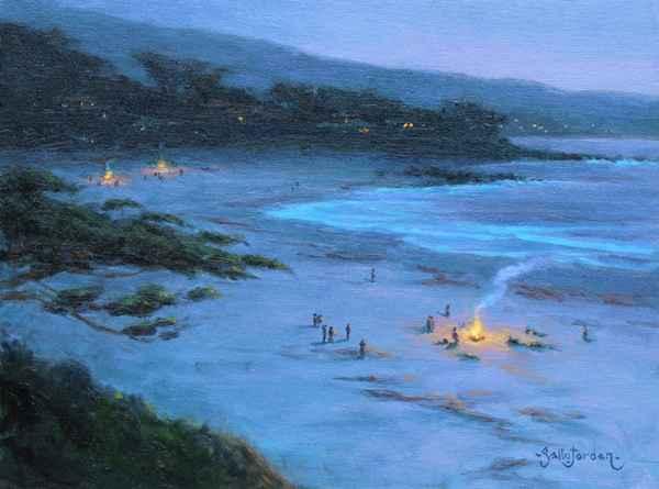 Summer Memories by  Sally  Jordan - Masterpiece Online