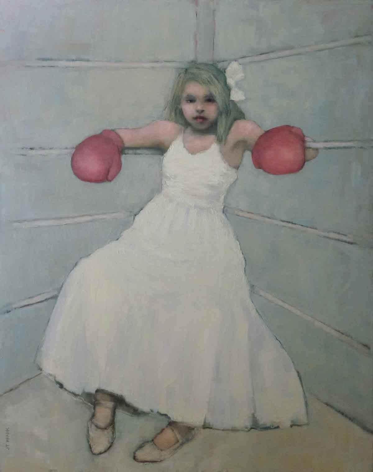 Boxer 1  by  J.T. Winik