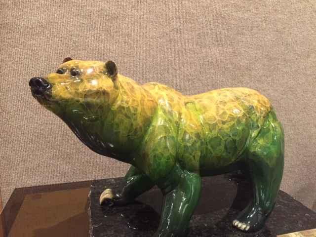 Big Bad Bear (Who Me?... by  Karl Lansing - Masterpiece Online