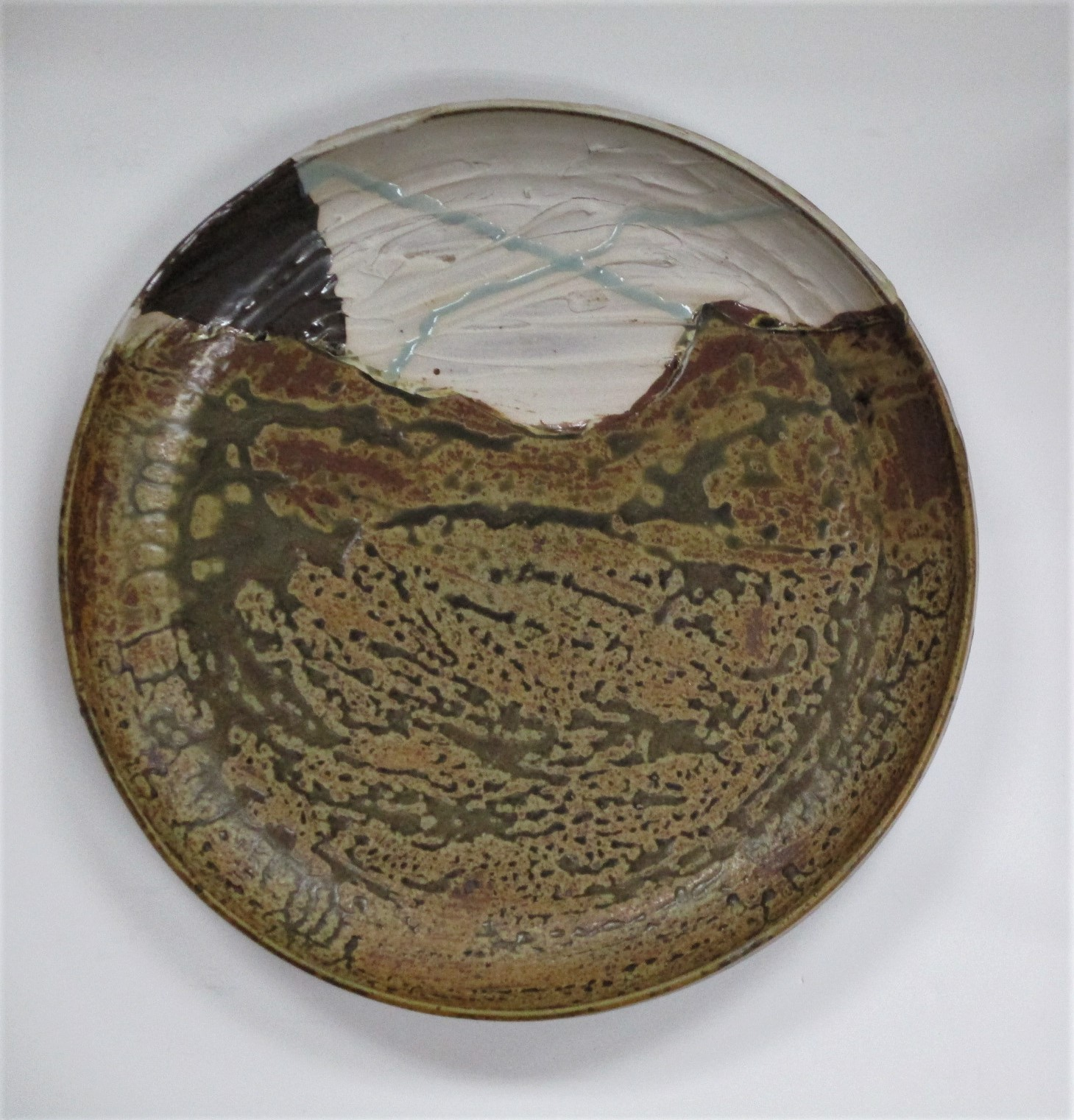 Untitled (platter 2) by  Geoffrey Pagen - Masterpiece Online