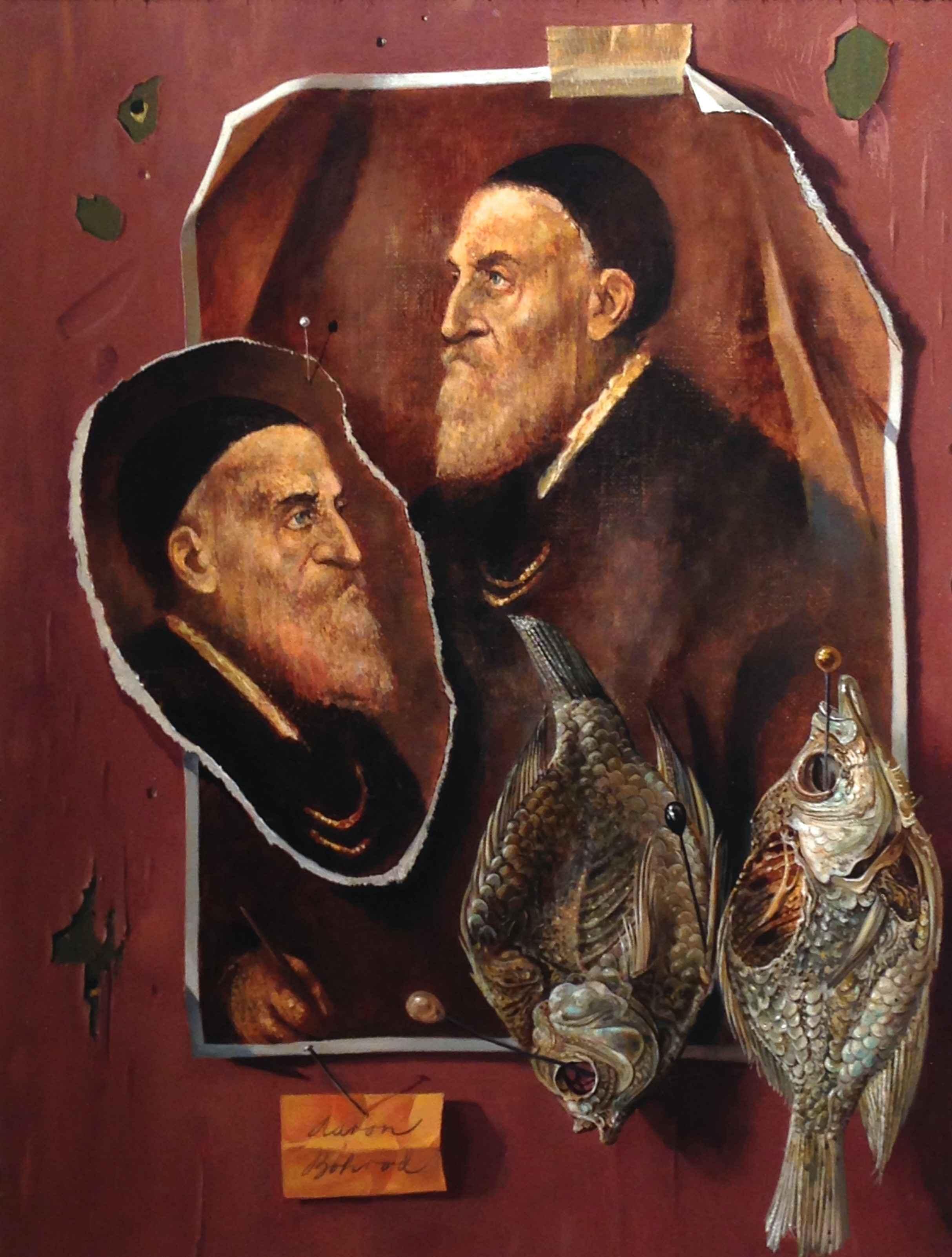 Repetitian by Mr. Aaron Bohrod - Masterpiece Online