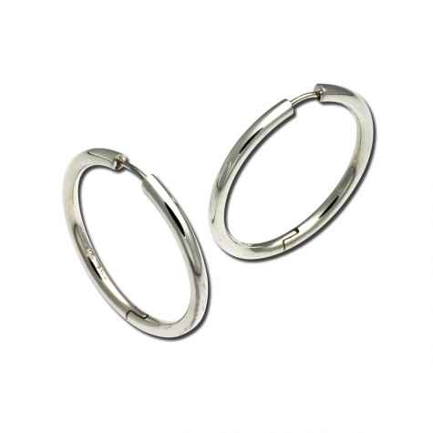 Large Thin Snap Hoop ... by  Zina Sterling - Masterpiece Online
