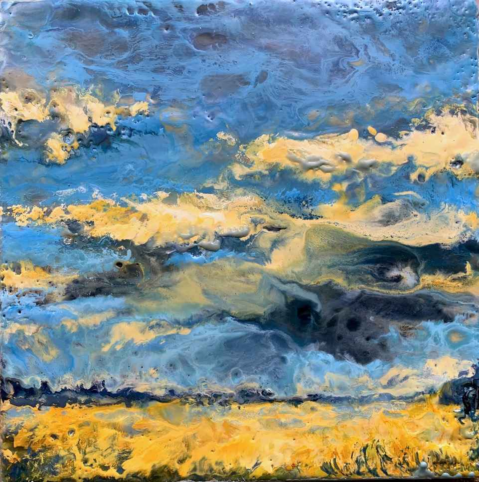 And the Sun Smiled by  Kathy Bradshaw - Masterpiece Online