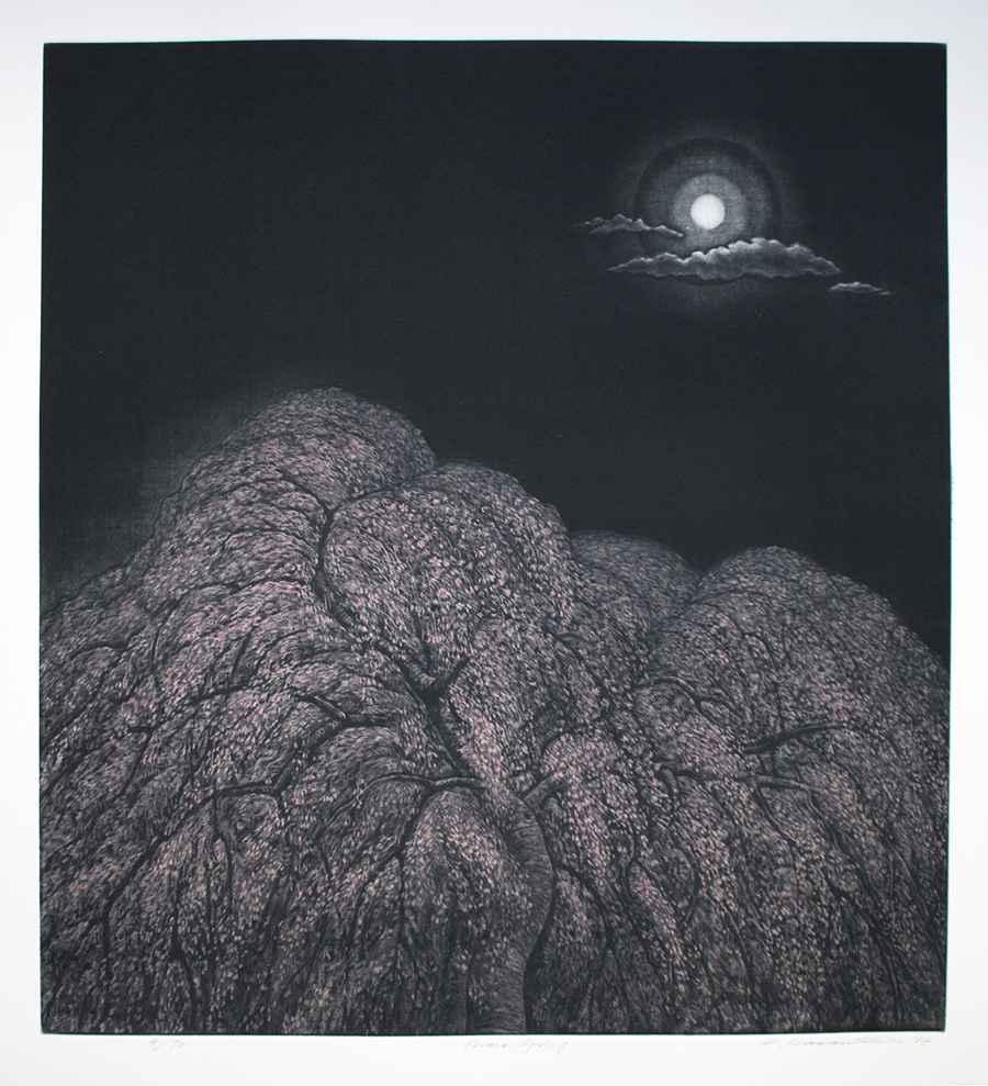 Prime Spring by  Katsunori Hamanishi - Masterpiece Online