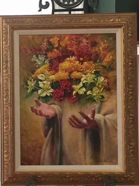 Spiritual Bouquet by  Tim Langenderfer - Masterpiece Online