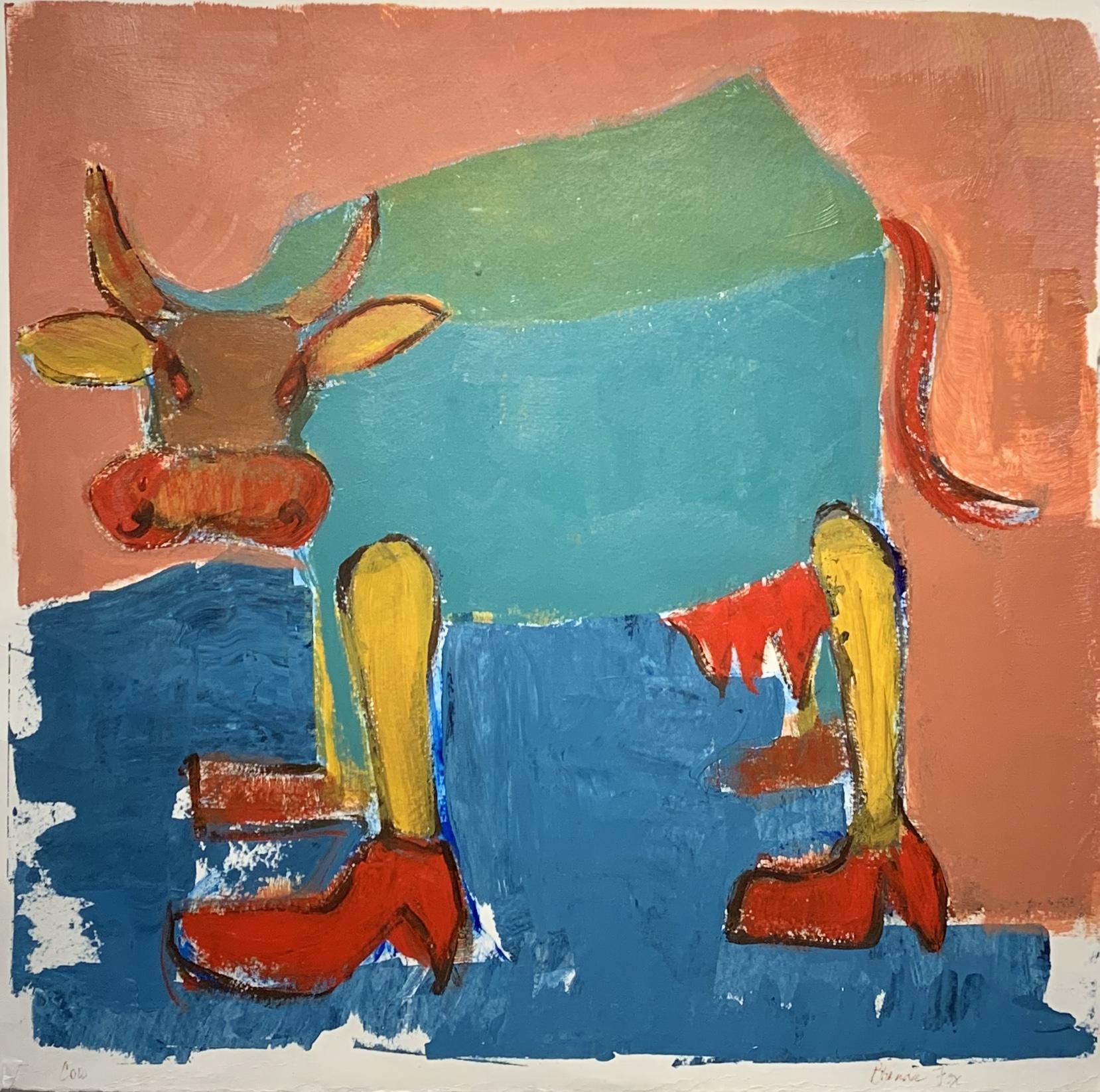 Cow by  Brenda Fox - Masterpiece Online