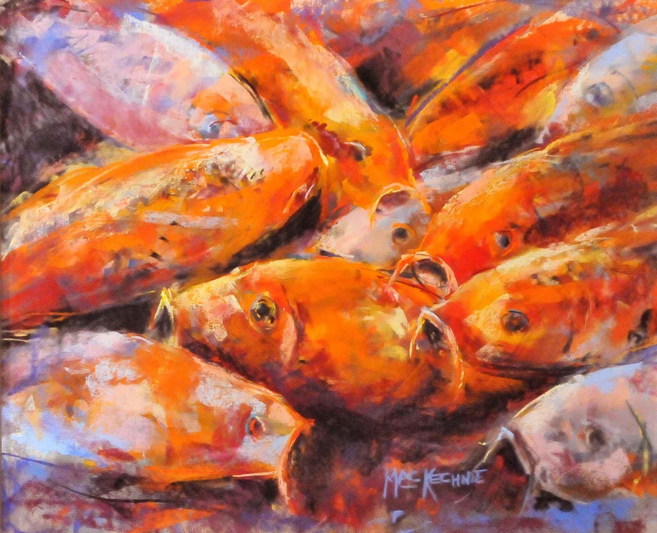 Orange Crush by  Joe Mac Kechnie - Masterpiece Online