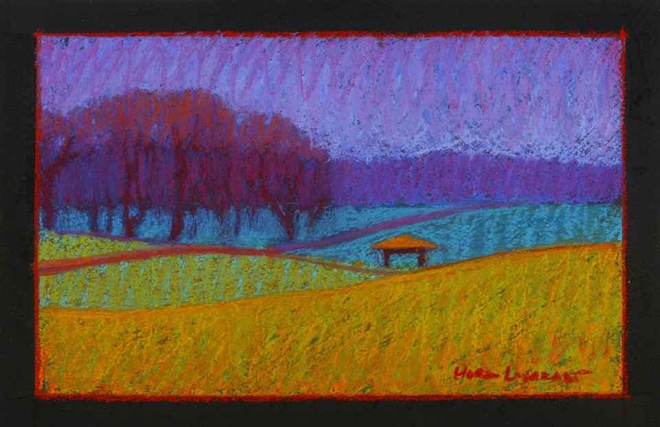 Tashmoo Meadow Study by  Gigi Horr Liverant - Masterpiece Online