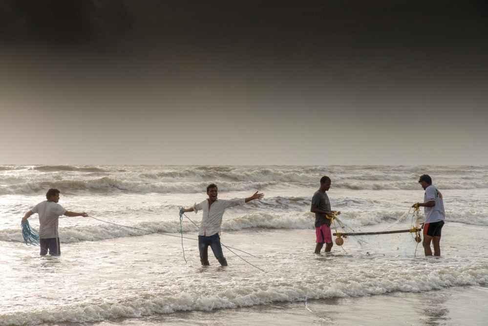 Marina Beach, Chennai... by M. Gilbert BADAF - Masterpiece Online