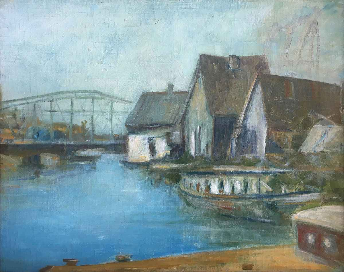 Early Morning by Mr. Paul Hammersmith - Masterpiece Online