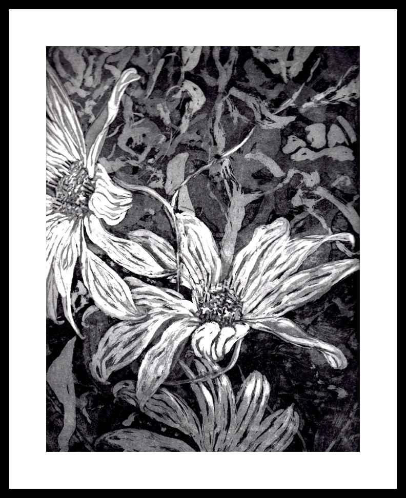 Emerging (Unframed) by  Nancy Beams - Masterpiece Online