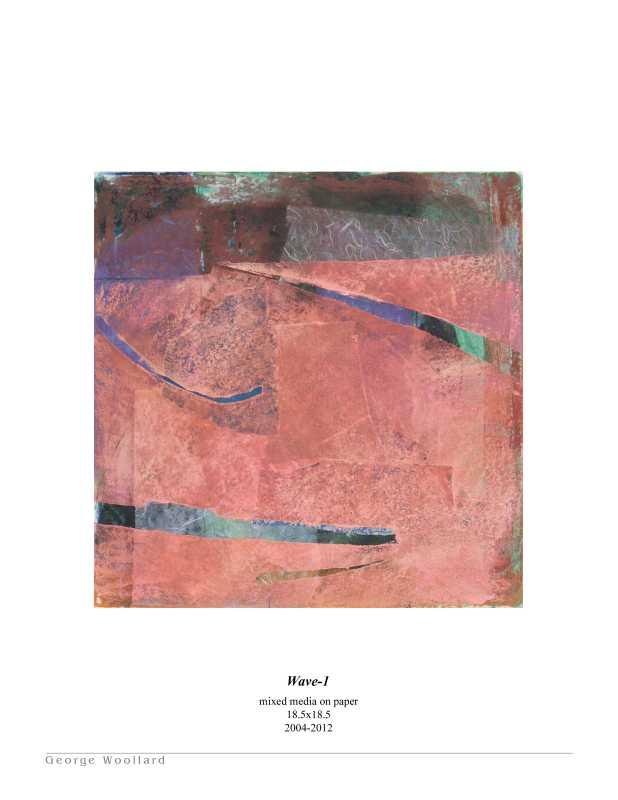 Wave 1 by  George Woollard - Masterpiece Online