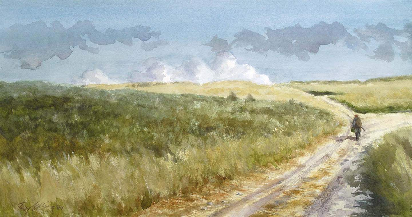 Search for New Waters by  Ray Ellis - Masterpiece Online