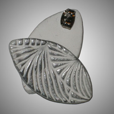 TA7646 Silver Shields by  Terrie Allen - Masterpiece Online