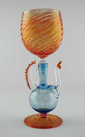 Ampolina/Orange by  Marc VandenBerg - Masterpiece Online