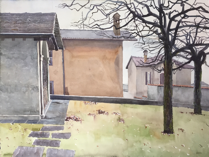Grey Day by  Daud Akhriev - Masterpiece Online