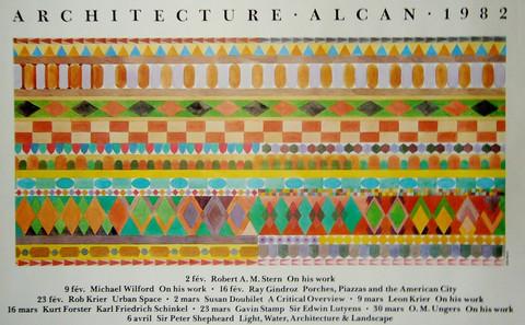 Architecture - Alcan by  Julia Harris - Masterpiece Online
