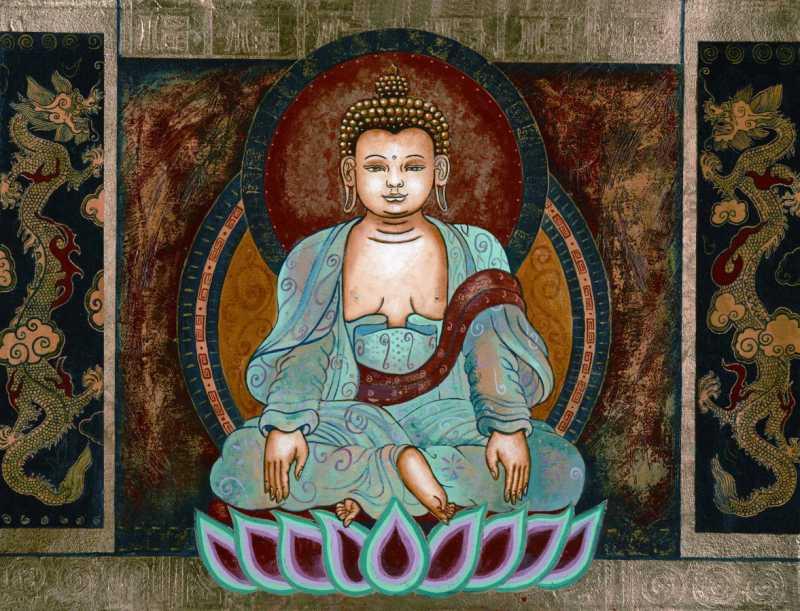 Gateway to Enlightenm... by  Matthew Smith - Masterpiece Online