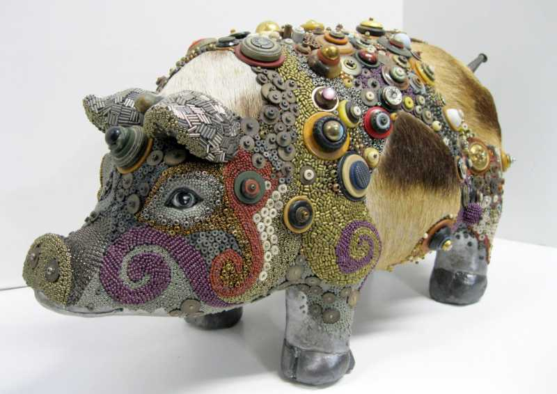 Pigcognito by  Helene Bess - Masterpiece Online