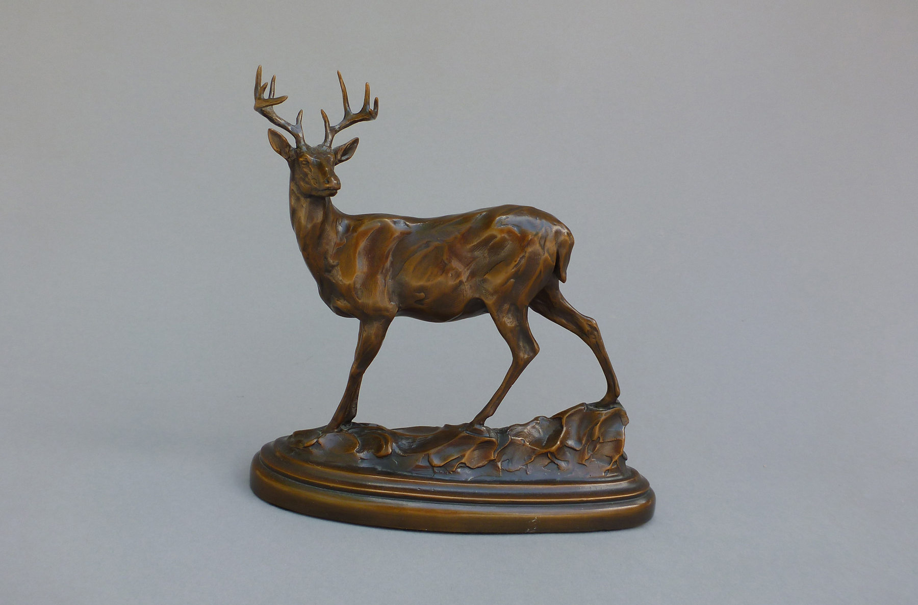 Whitetail 61/100 by Mr. Tim Shinabarger - Masterpiece Online