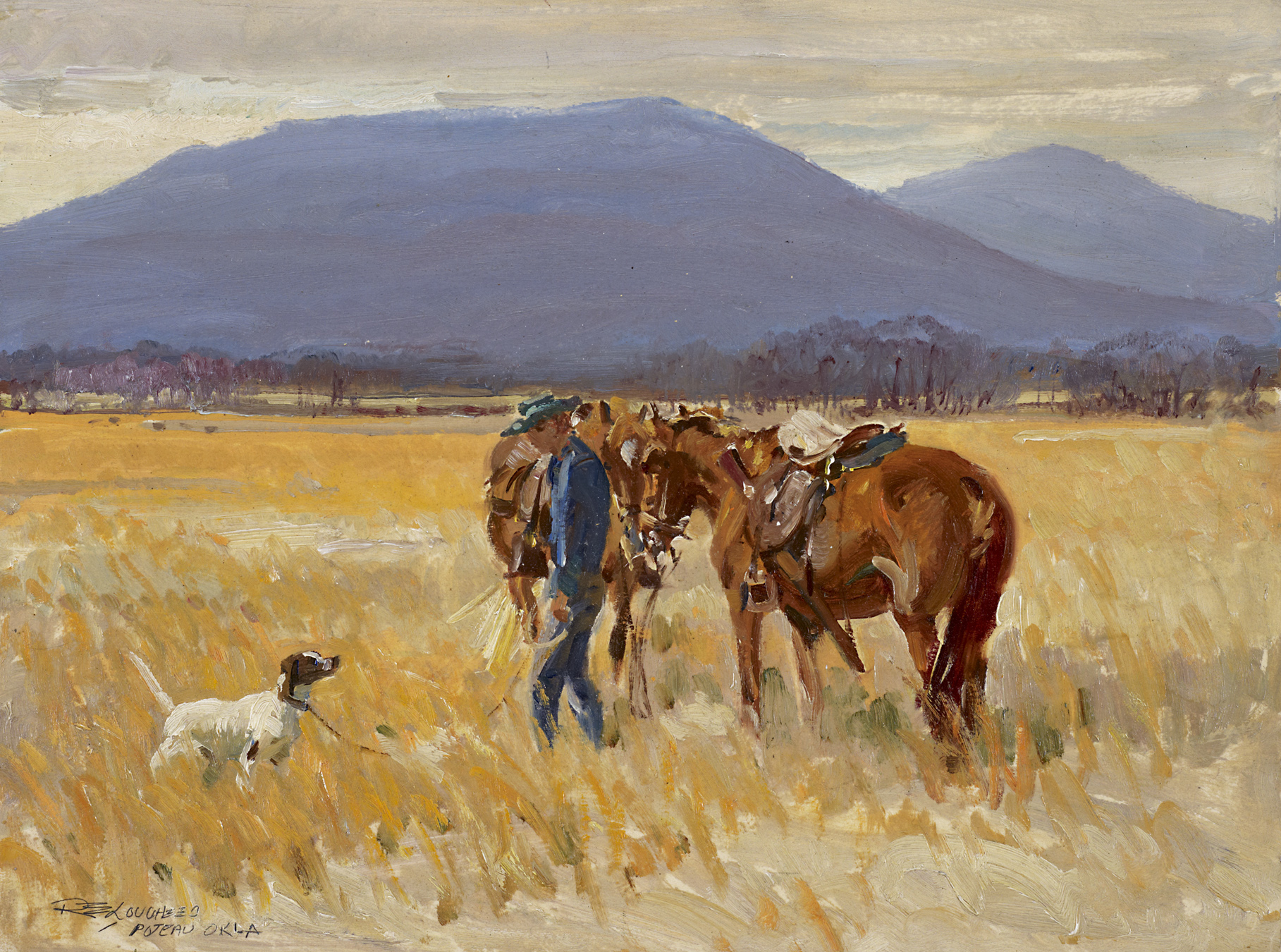 Jack Corpal - Lucy - ... by  Robert Lougheed - Masterpiece Online