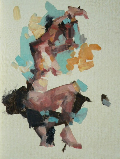 Seated Figure #23  by  Lee Johnson