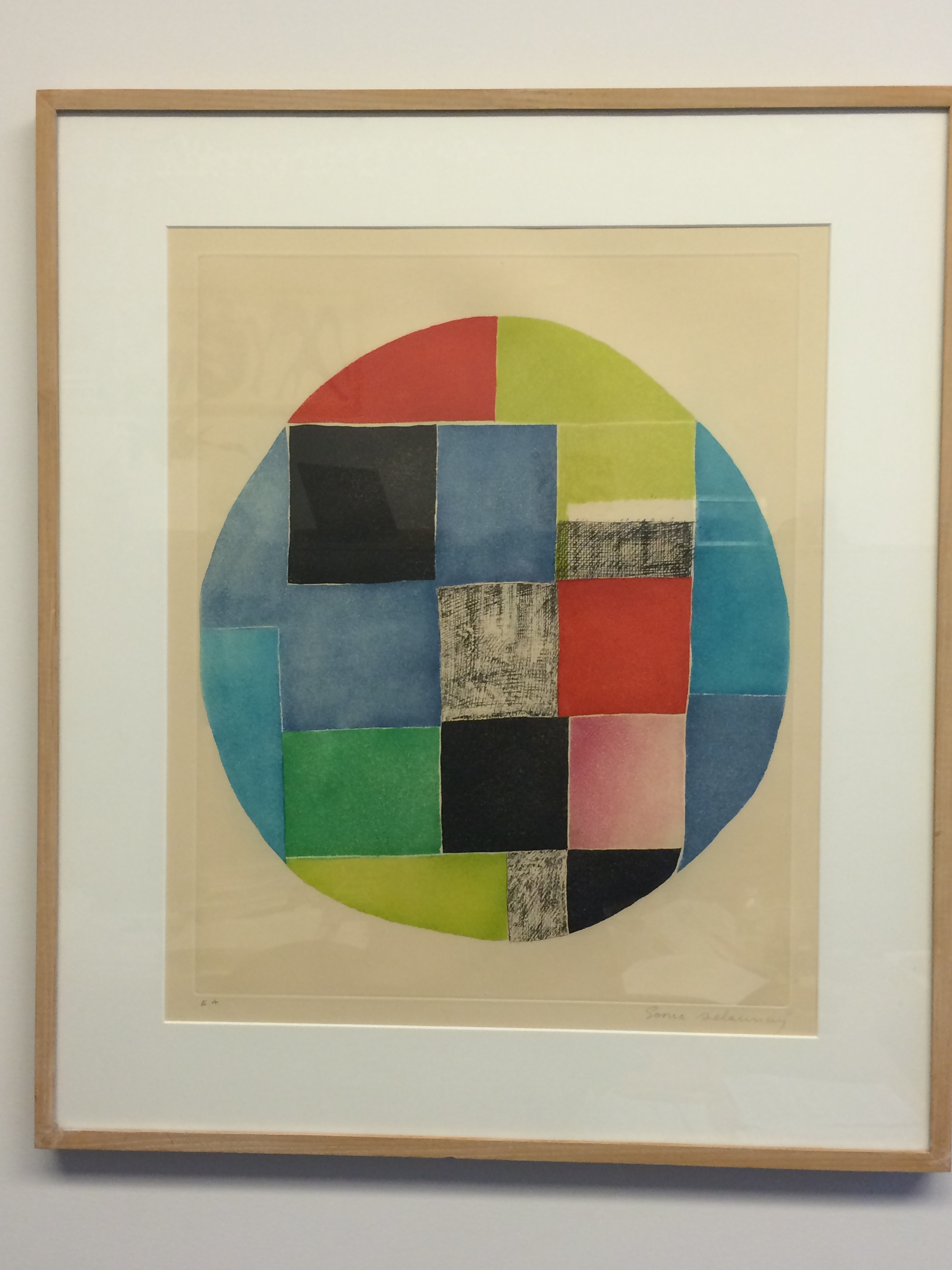 Patchwork by  Sonia Delaunay - Masterpiece Online